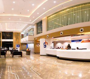 مستشفى مومباي العالمي